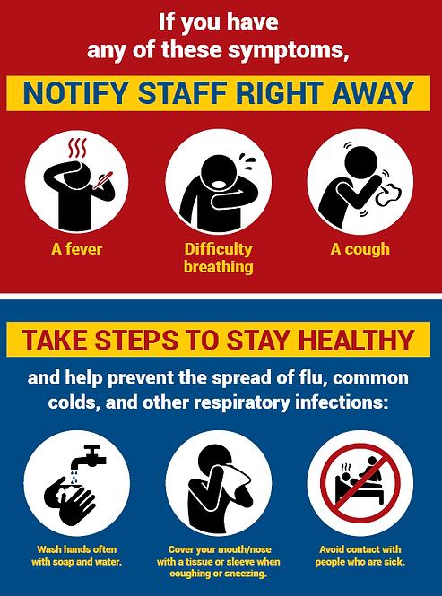 Warning Symptoms