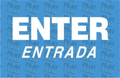 Enter & Exit