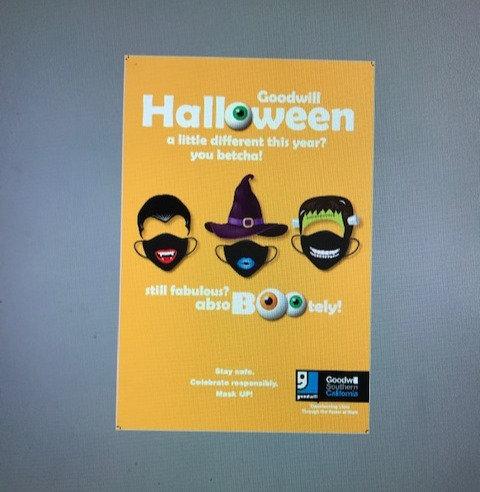 Halloween Marketing Items