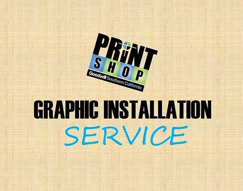 Print Shop Design & Installation