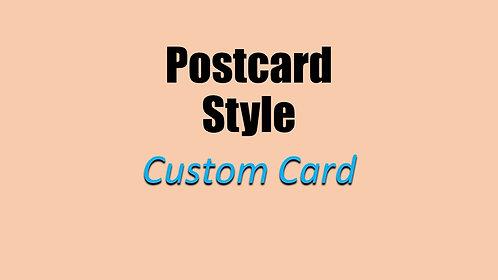 GFG Custom Cards