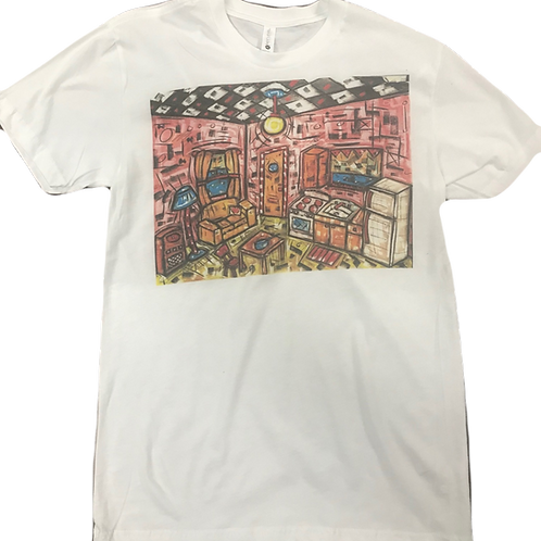T-Shirt - Looking in the Room