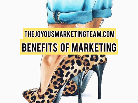 What's The Benefits of Marketing on Social Media.