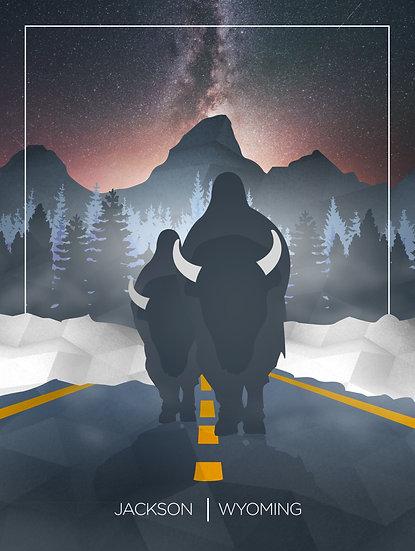The Bison | Jackson, Wyoming