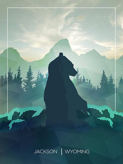 The Bear | Jackson, Wyoming