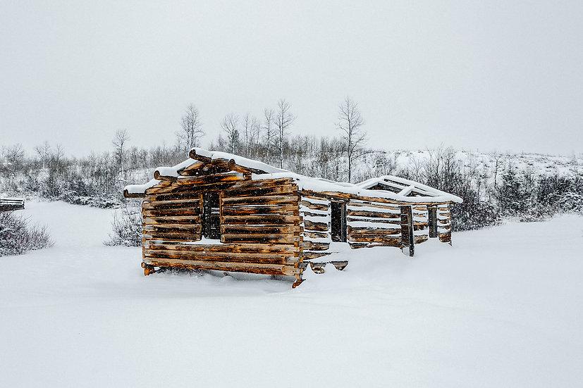 The Lost Cabin