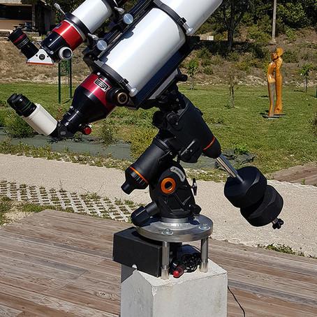 Nouvel instrument d'observation solaire