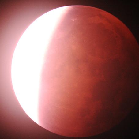 Eclipse partielle de Lune du 16 juillet 2019
