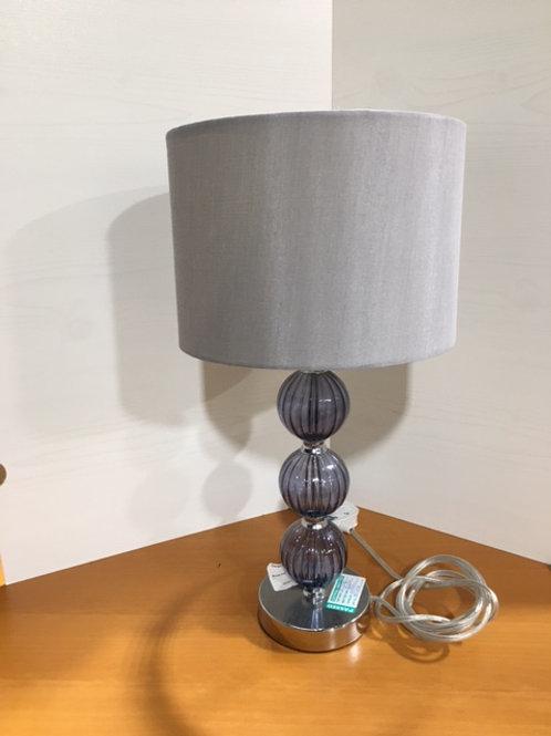Table Lamp Smoke Glass