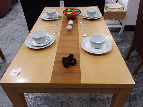 Large Dining Table (Goods On Table Not Included)