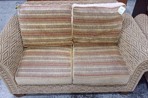 Wicker 2 Seater