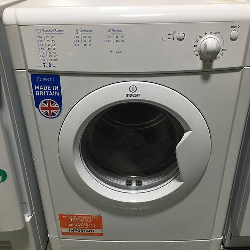 Indesit IDV75 Vented Cycle Tumble Dryer