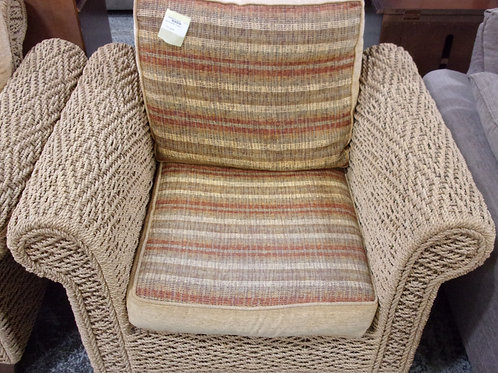 Wicker Armchair