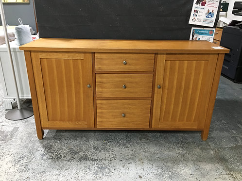Sideboard Wooden medium oak