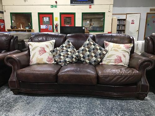 3 piece Suite Leather