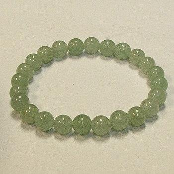 Aventurine, Green gemstone bracelet