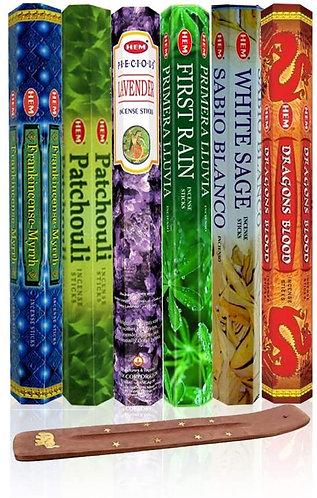 Hem assorted stick incense