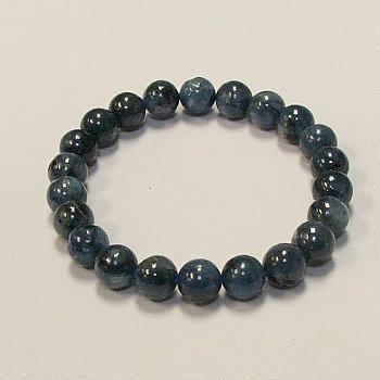 Kyanite, Blue bead bracelet