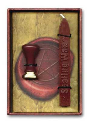 Pentagram Sealing Wax kit