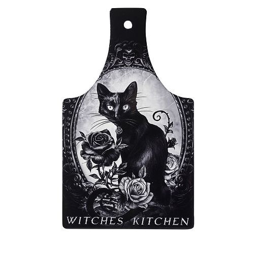 Cat Kitchen Cutting Board