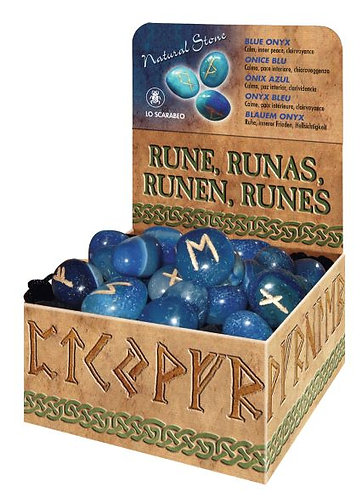 Onyx, Blue Runes