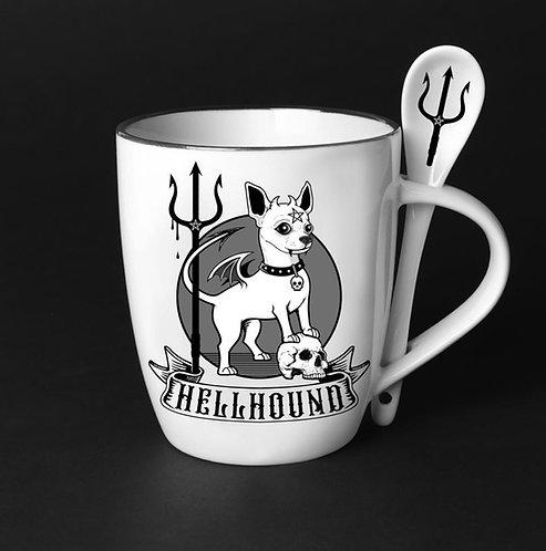 Mug and  Spoon set