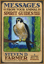 Messages from Your Animal Spirit Guides Oracle Cards