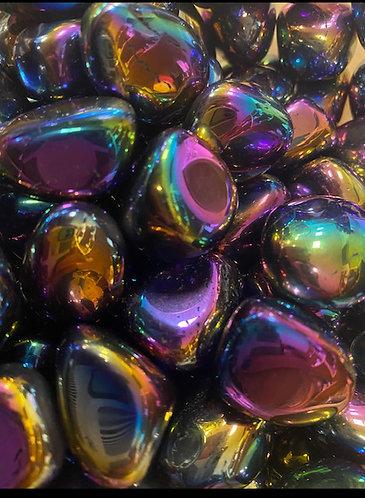 Amethyst, Rainbow Aura