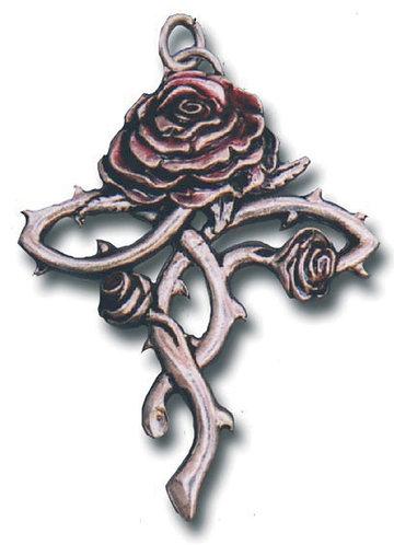 Rosycroix Pendant
