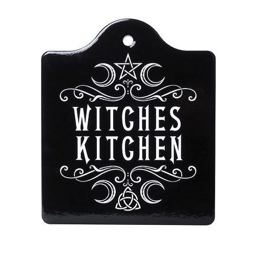 Witches Kitchen Trivet