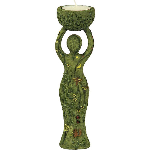 Nurturing Goddess T-light holder