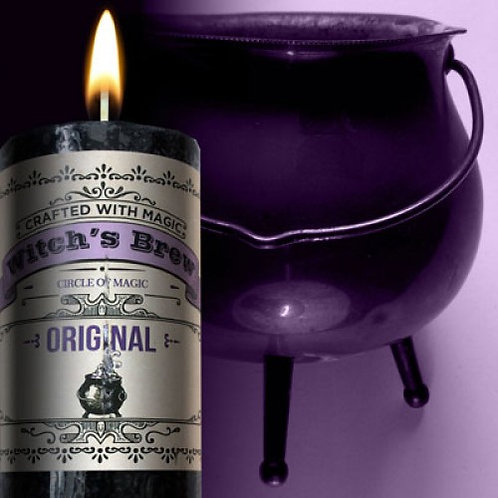 Witch's Brew Pillar Candle