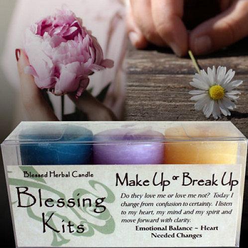 Make Up or Break Up Blessing Kit