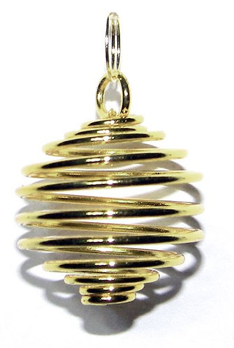 Gold Stone Cage