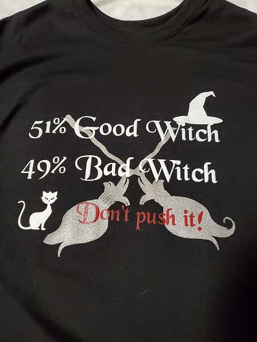 Good Witch/Bad Witch T Shirt
