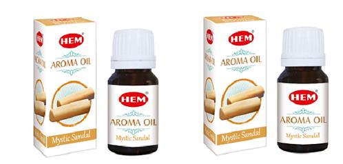 Hem Aroma oil