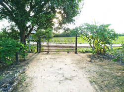 Entrance Villa Cielo