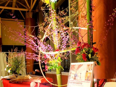 ITU国際電気通信連合 レセプションパーティー装花
