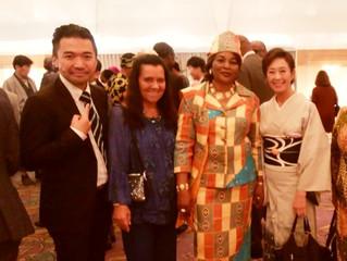 コートジボワール独立記念祝賀会