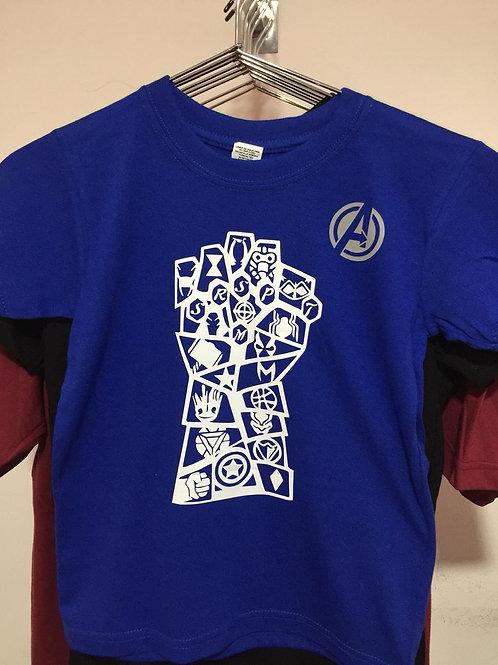 Camisetas personalizadas para niños