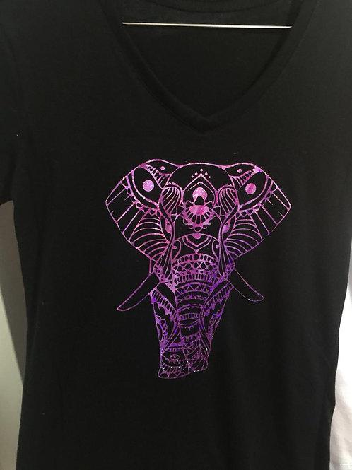 Camiseta Mujer diseño más detallado