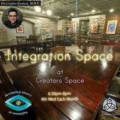 Integration Space at Creators Space New