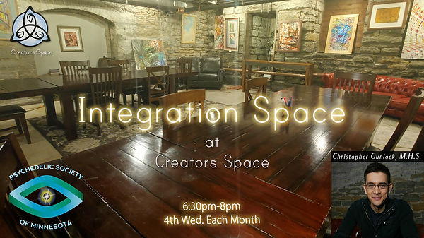 Integration Space at Creators Space New.