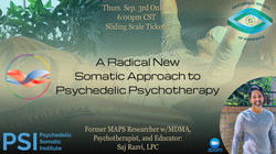 Saj Razvi Somatic Psychotherapy