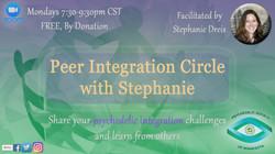 Stephanie Peer Integration