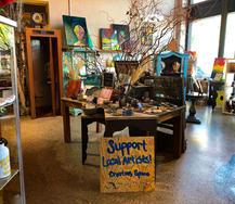 The Member Art Store