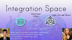 Integration Space at Creators Space