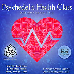 Just Begin - Psychedelic Health Class sq