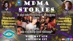 MDMA Stories Meetup