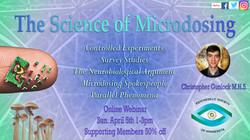 Science of Microdosing
